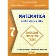 Matematica, Exercitii si teste, clasa a VII-a (Stefan Smarandache )
