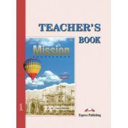 Mission 1, Teachers Book, Curs de limba engleza pentru clasa IX-a