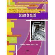 Manual pentru clasa a X-a. Organe de masini. Filiera tehnologica, profil tehnic - Mariana Constantin