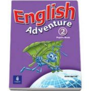 English Adventure, Pupils Book, level 2, Plus Picture Cards