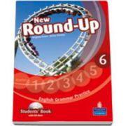 Round-Up 6, New Edition, Culegere pentru limba engleza, clasa VIII-a. With CD-Rom
