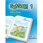 Set Sail 1, Story Book, Poveste audio CD - the ugly duckling