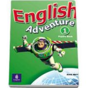 English Adventure, Pupils Book, Level 1. Plus Picture Cards - Anne Worrall
