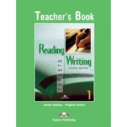 Reading and Writing, Targets 1, Teacher's Book Curs de limba engleza clasa V-a ( Virginia Evns )