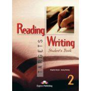 Reading and Writing, Targets 2, Student's Book, Curs pentru limba engleza clasa VI-a (Virginia Evans )