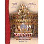 Religie, cultul ortodox- Manual pentru clasa a III-a
