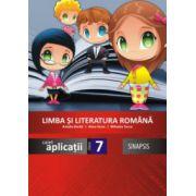 Limba si literatura romana - caiet de aplicatii pentru clasa a VII-a