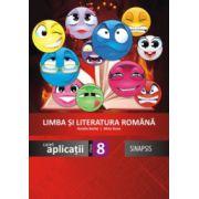 Limba si literatura romana - caiet de aplicatii pentru clasa a VIII-a