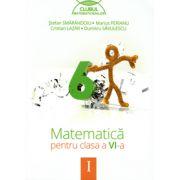 Clubul matematicienilor, Matematica pentru clasa a VI-a - Semestrul I