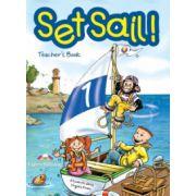 Set Sail 1, Teacher's Book, Manualul profesorului