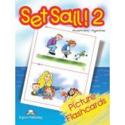 Set Sail 2 - FLASHCARDS, (Fise cu imagini )