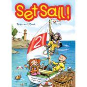 Set Sail 2, Teacher's Book,( Manualul profesorului pentru clasa II-a )