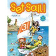 Set Sail 3, Curs pentru limba engleza, (Manualul elevului clasa III-a)