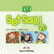 Set Sail 4. DVD, Curs pentru limba engleza clasa IV-a