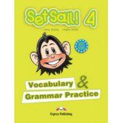 Set Sail 4. Vocabulary and Grammar Practice, Curs pentru limba engleza, clasa III-a