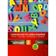 Comunicare in limba romana - caiet de aplicatii pentru clasa a II-a