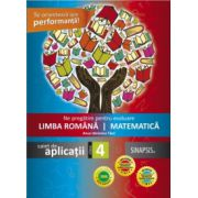 Ne pregatim de evaluare - clasa a IV-a Limba romana si Matematica