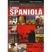 Spaniola. Manual pentru clasa a III-a - Victoria Poloni