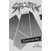 SPARK 1, Monstertrackers, Grammar Key, Cheie la gramatica Curs pentru limba engleza clasa V-a