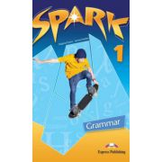 SPARK 1, Monstertrackers, Grammar Book, Clasa V