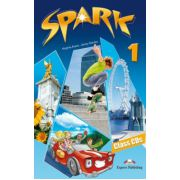 SPARK 1, Monstertrackers, – AUDIO CD ( Set de 3 CD-uri )