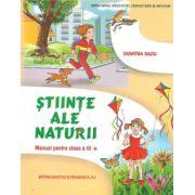 Stiinte ale naturii. Manual pentru clasa a III-a - Dumitra Radu