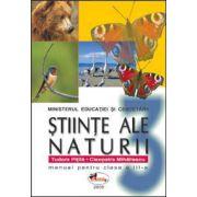 Stiinte ale naturii- Manual pentru clasa a III-a (Tudora Pitila)
