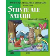 Stiinte ale naturii- Manual pentru clasa a IV-a (Marcela Penes)
