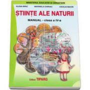 Stiinte ale naturii. Manual pentru clasa a IV-a - Elena Ibric