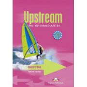 Upstream, Pre-Intermediate B1. Student's Book- Manualul elevului clasa a VII-a - Virginia Evans