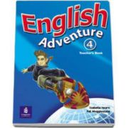 English Adventure, Teachers Book, Level 4