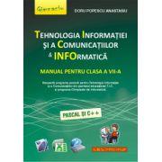 Manual Tehnologia Informatiei si Comunicatiilor - clasa a VII-a
