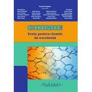 Teste pentru clasele de excelenta la chimie (Daniela Bogdan)