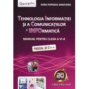Manual TIC si Informatica, clasa a VI-a - Doru Anastasiu Popescu