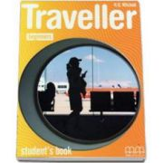 Traveller Beginners. Students Book, Manualul elevului clasa a III-a - H. Q. Mitchell