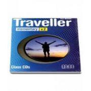 Traveller Elementary level Class CDs pentru clasa a IV-a (Mitchell H. Q.,)