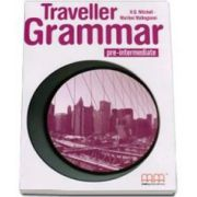 Traveller Pre-Intermediate level Grammar Book - H. Q. Mitchell