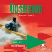 Upstream Advanced, C1 Class Audio CDs (Set 5 CD)