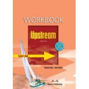 Upstream, Level B1+. Teacher's Workbook- Caietul profesorului clasa a VIII-a (Virginia Evans )