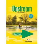 Upstream Beginner A1+. Manualul elevului clasa a V-a (Virginia Evans )