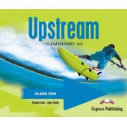 Upstream, Elementary A2. -Class audio CDs (Set 3 CD) (Virginia Evans )