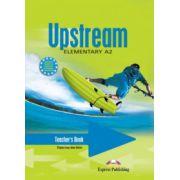 Upstream, Elementary A2. Teacher's Book-Manualul profesorului clasa a VI-a - Virginia Evans