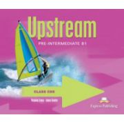 Upstream, Pre-Intermediate B1. Class audio CDs (Set 4 CD) (Virginia Evans )