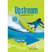 Upstream, Elementary A2. Student's Book Manualul elevului clasa a VI-a - Virginia Evans