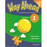 Way Ahead 1, Manual pentru limba engleza, clasa III-a, A foundation course in English, ( With CD)