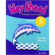 Way Ahead 5, Student Book, Manual de limba engleza pentru clasa a VII-a (Editie Noua)