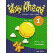 Way Ahead 1, Student's book Manual pentru limba engleza, clasa III-a, A foundation course in English (Limba modena 1)