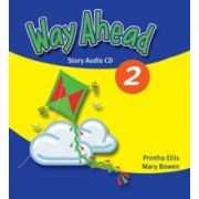Way Ahead 2, Story Audio CD,( Audio recordings of the 'Reading for Pleasure' and from the Pupil's Book)