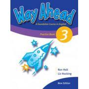 Way Ahead 3, Grammar Practice Book (Caiet de gramatica, clasa V-a)