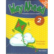 Way Ahead 2, Pupils Book with CD-Rom, Manual de limba engleza pentru clasa a IV-a (With CD)